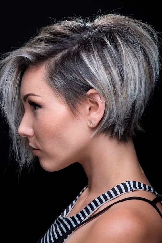 9 Easy and Trendy Short Hairstyles for Ladies