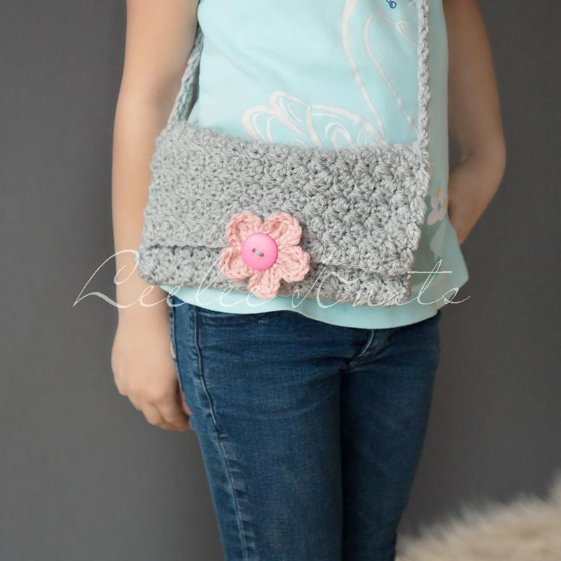9 Free Crochet Purse  and  Bag Patterns