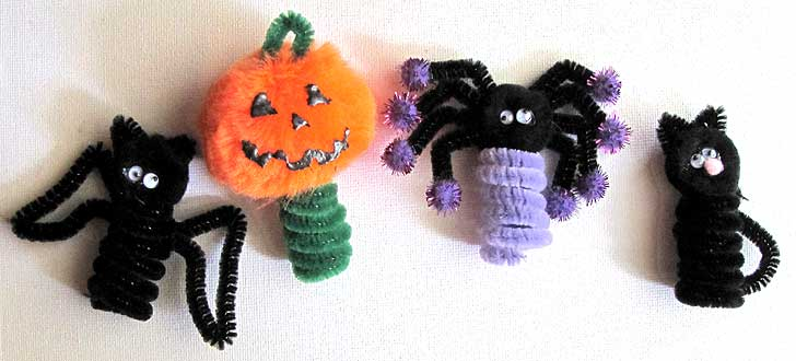 9 Insanely Adorable Pipe Cleaner Crafts To Make With Kids