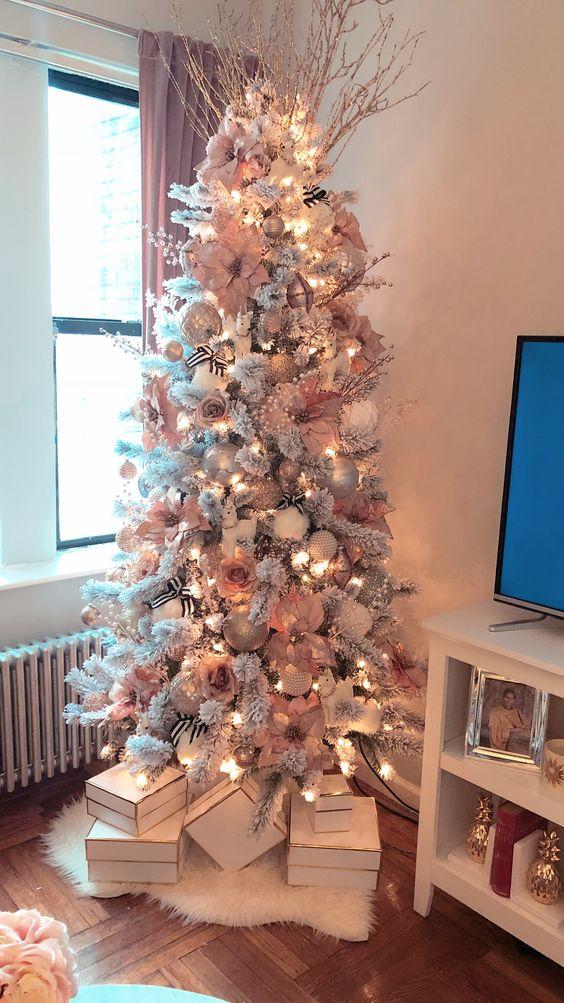 Amazing Christmas Tree Decoration Ideas 1