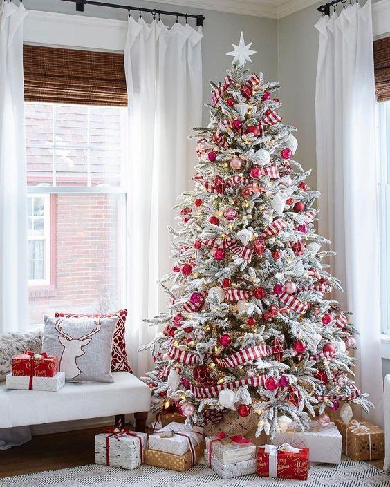 Amazing Christmas Tree Decoration Ideas 10