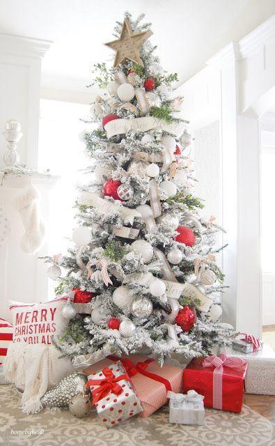 Amazing Christmas Tree Decoration Ideas 12