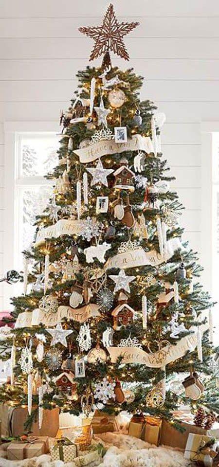 Amazing Christmas Tree Decoration Ideas 13