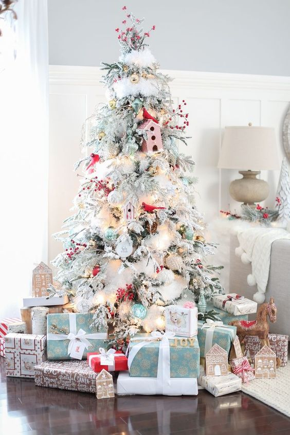 Amazing Christmas Tree Decoration Ideas 2
