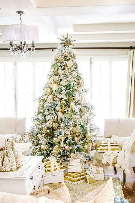 Amazing Christmas Tree Decoration Ideas 27