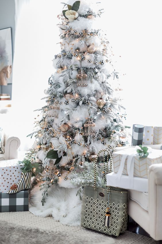 Amazing Christmas Tree Decoration Ideas 28