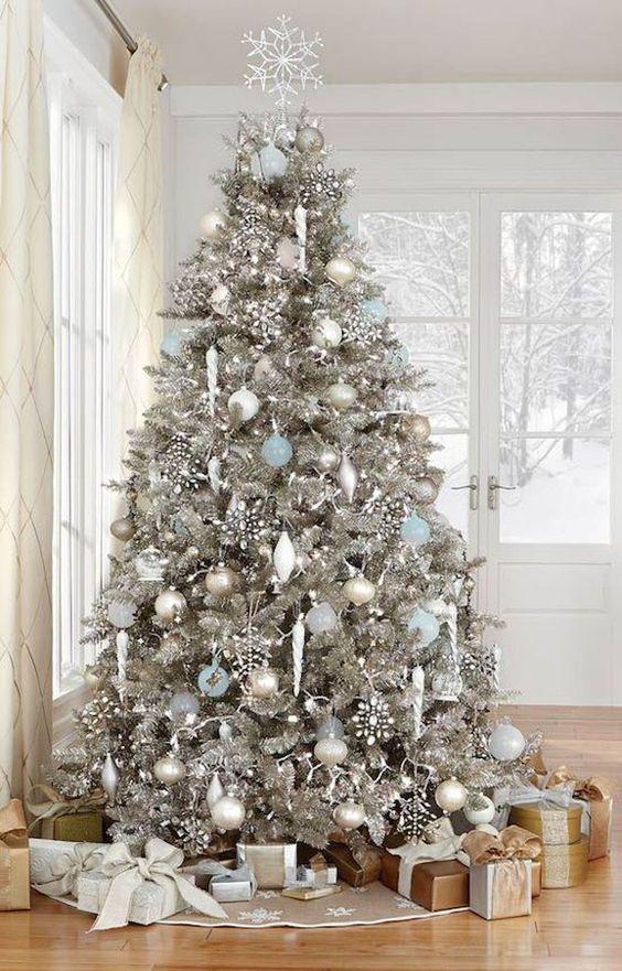 Amazing Christmas Tree Decoration Ideas 3