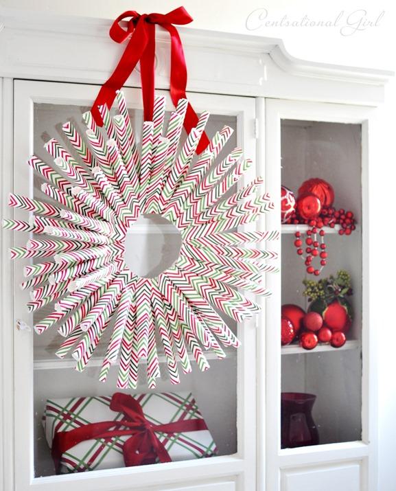 Festive Trash-To-Treasure Christmas Crafts 12