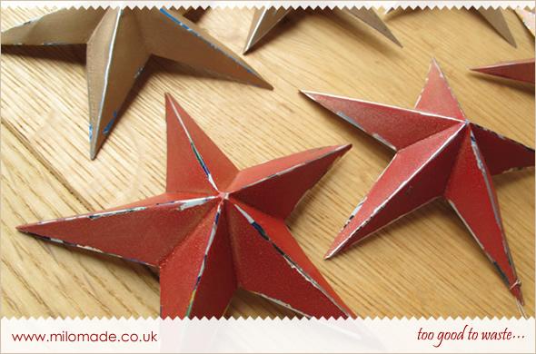 Festive Trash-To-Treasure Christmas Crafts 22