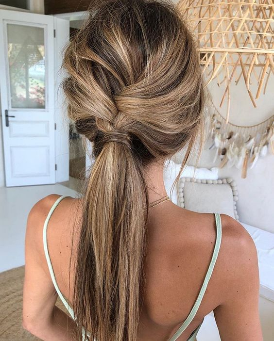 Most Popular Hairstyles on Pinterest Right Now 12
