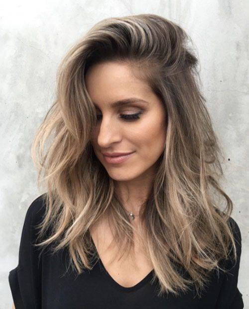 Most Popular Hairstyles on Pinterest Right Now 18