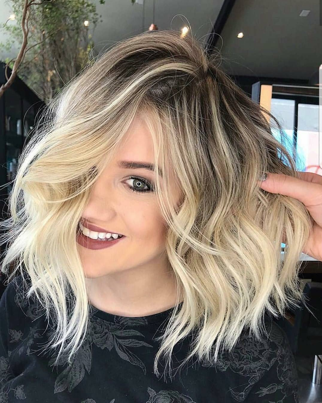 Most Popular Hairstyles on Pinterest Right Now 5