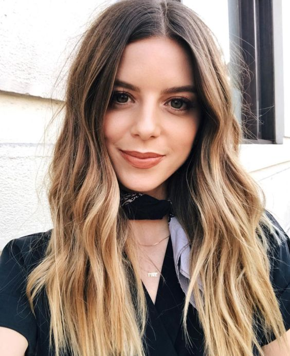 Most Popular Hairstyles on Pinterest Right Now 7