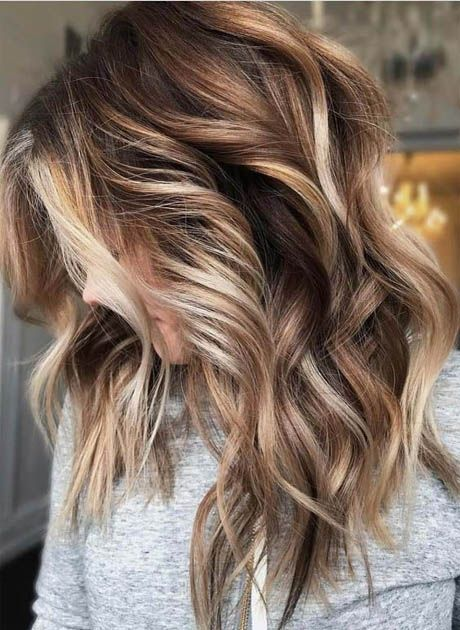 1 Brunette Balayage Hair Color Ideas