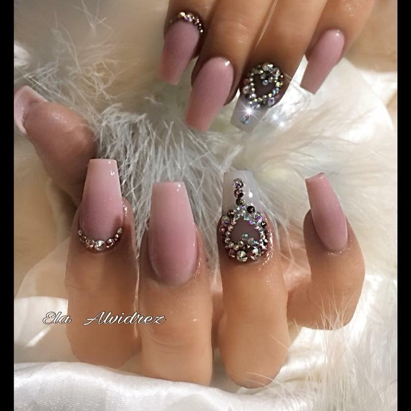 10 romantic nail designs ideas