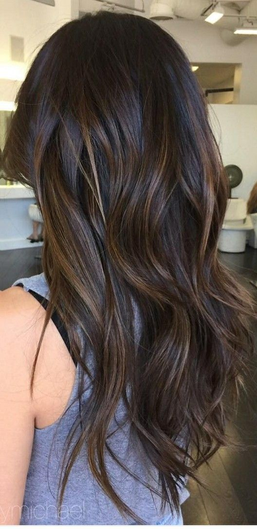 11 Fashionable Balayage Hair Color Ideas For Brunettes