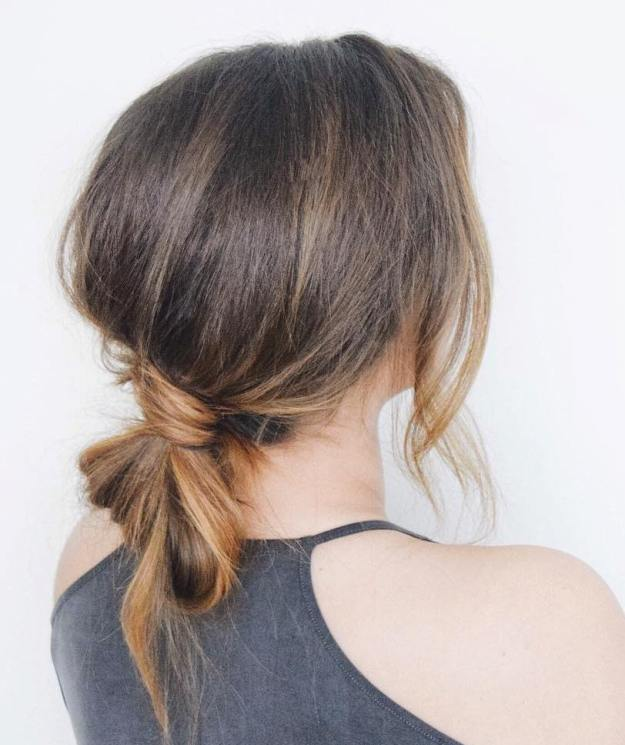 11 Quick And Easy Hairstyle For Busy Women
