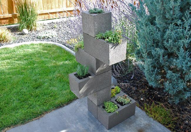 11 Unique   DIY Planter Ideas For Your Front Porch