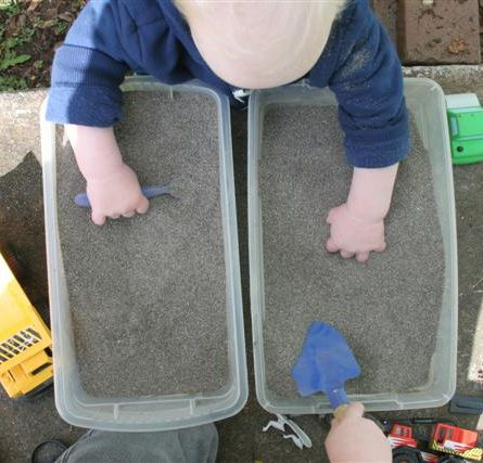 12 Cheap and Easy DIY Sandbox Ideas with Tutorials
