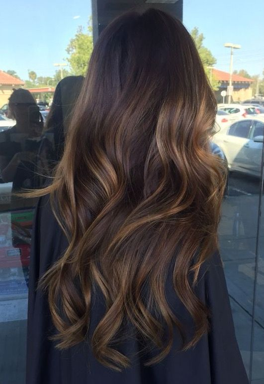 13 Fashionable Balayage Hair Color Ideas For Brunettes