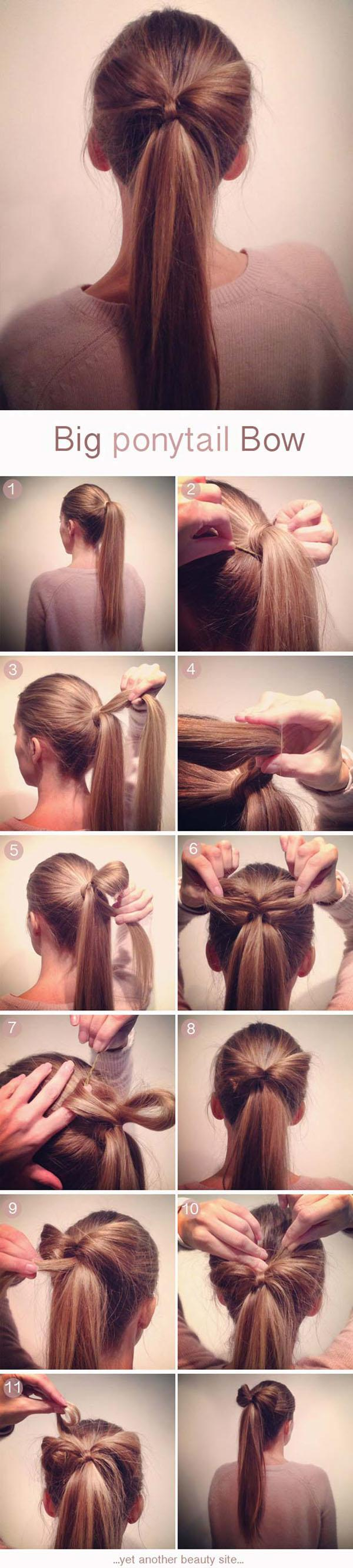 13 Quick And Easy Hairstyle For Busy Women