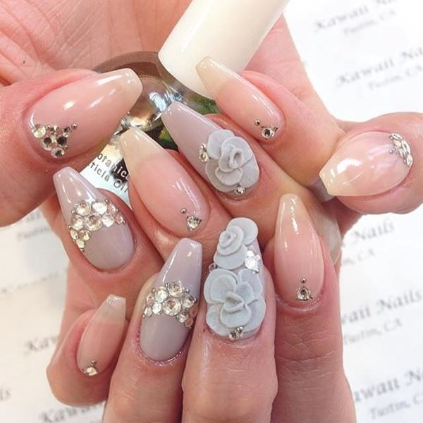 13 Stunning Acrylic Nail Ideas  to Inspire You