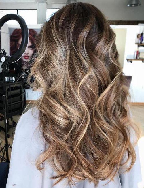 14 Brunette Balayage Hair Color Ideas
