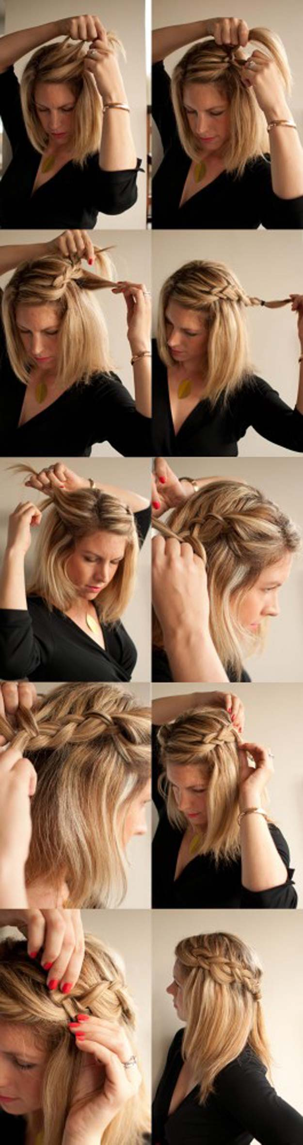15 Quick And Easy Hairstyle For Busy Women