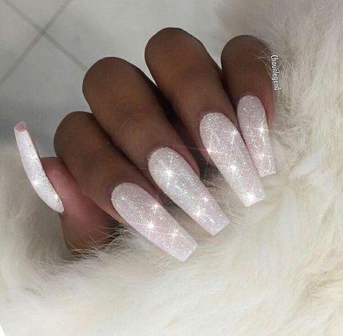 16 romantic nail designs ideas
