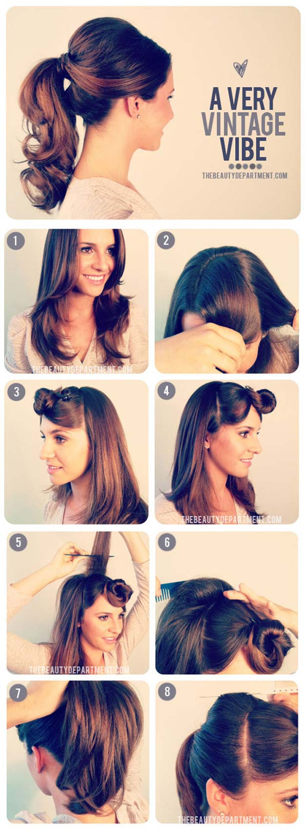 17 Quick And Easy Hairstyle For Busy Women