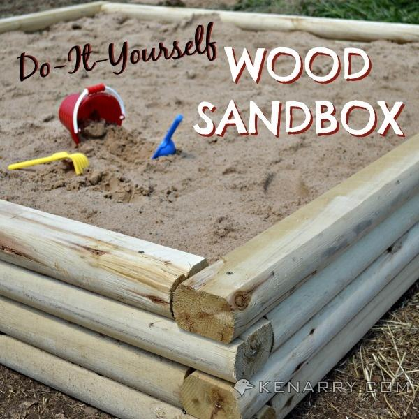19 Do-It-Yourself-Wood-Sandbox