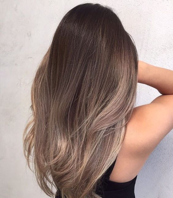 19 Fashionable Balayage Hair Color Ideas For Brunettes