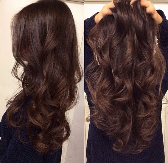 20 Fashionable Balayage Hair Color Ideas For Brunettes