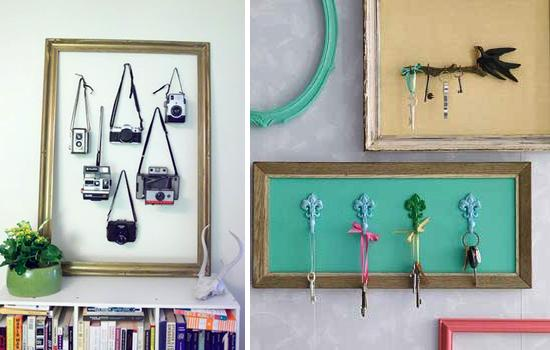 21 Awesome Things You Can Make With Dollar Store Picture Frames