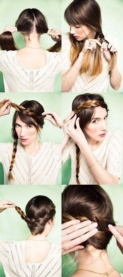 21 Quick And Easy Hairstyle For Busy Women