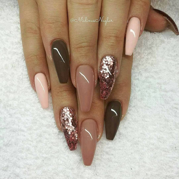 21 Stunning Acrylic Nail Ideas  to Inspire Youl