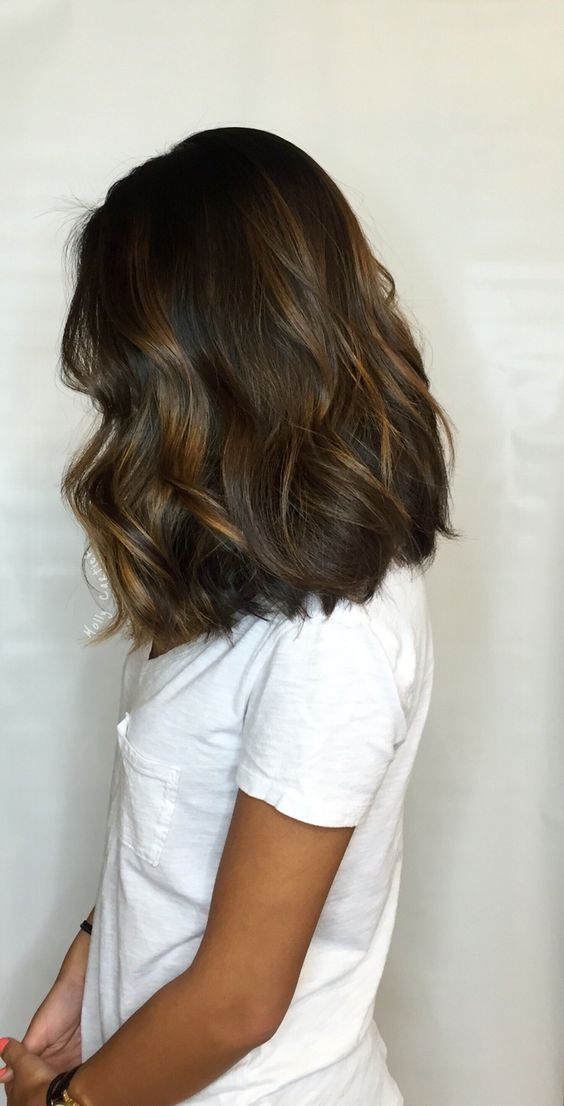 23 Fashionable Balayage Hair Color Ideas For Brunettes