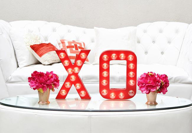 24 Last-Minute Valentines Day Decorating Ideas