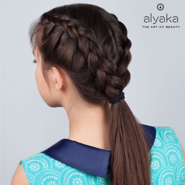 24 Quick And Easy Hairstyle For Busy Women