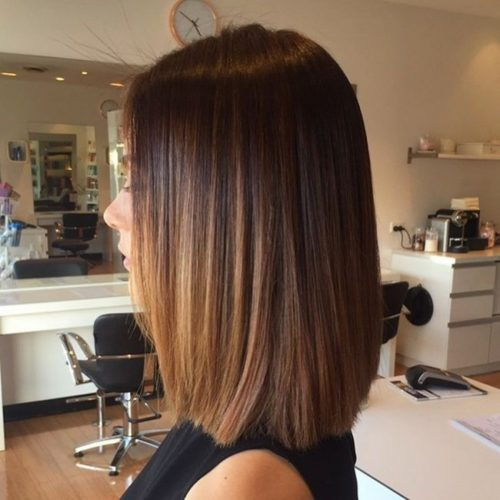 24 Stunning Shoulder Length Hairstyles and Haircuts