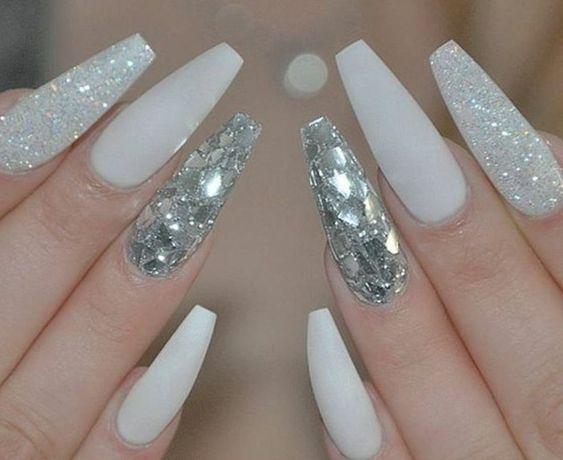 25 romantic nail designs ideas