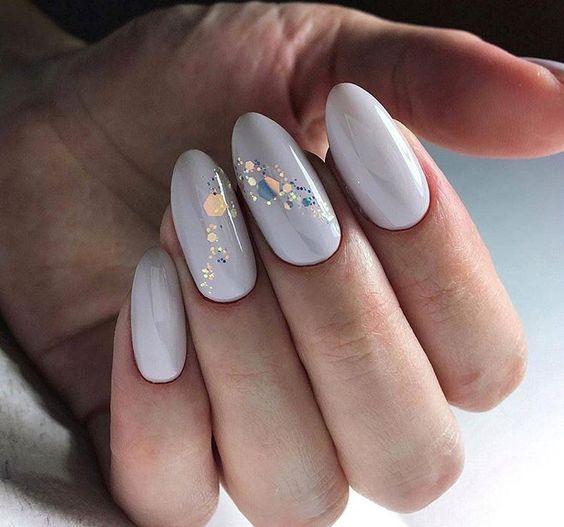 26 romantic nail designs ideas