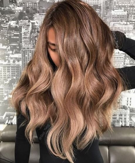 27 Fashionable Balayage Hair Color Ideas For Brunettes