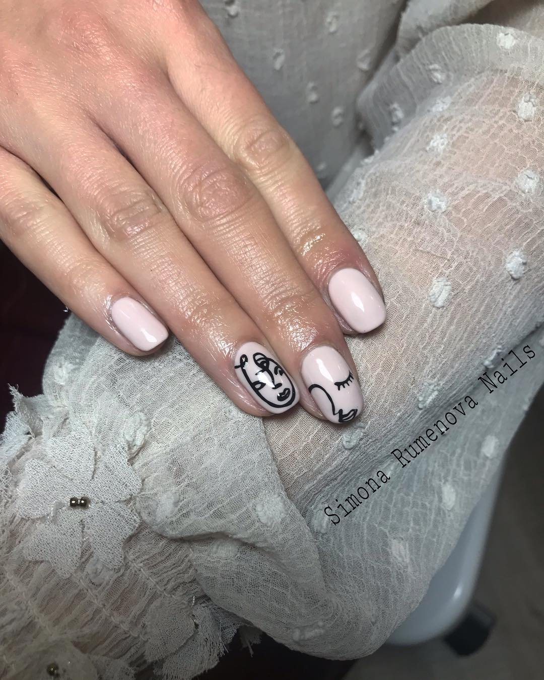 29 romantic nail designs ideas
