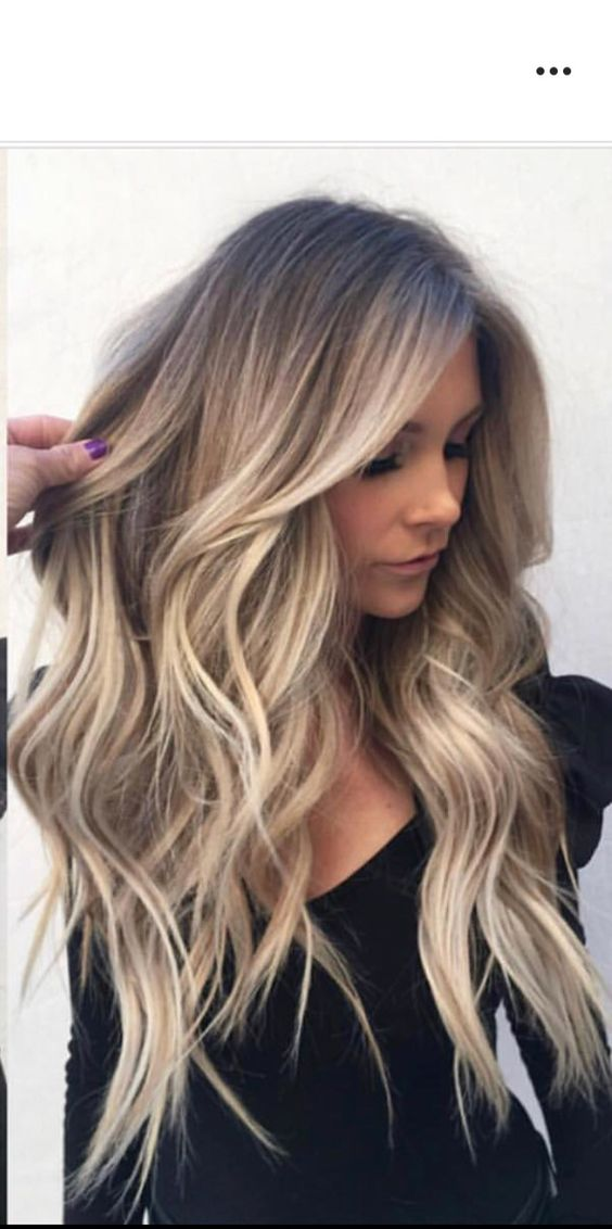 3 Fashionable Balayage Hair Color Ideas For Brunettes