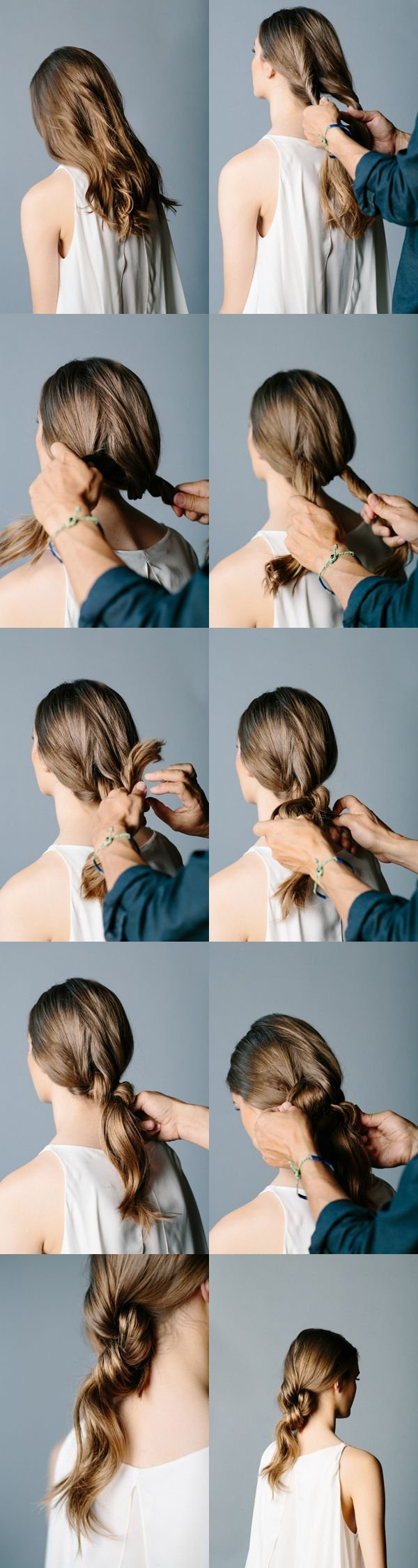 31 Quick And Easy Hairstyle For Busy Women
