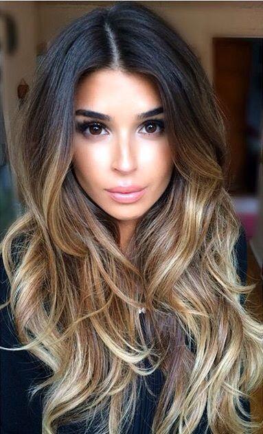 32 Brunette Balayage Hair Color Ideas