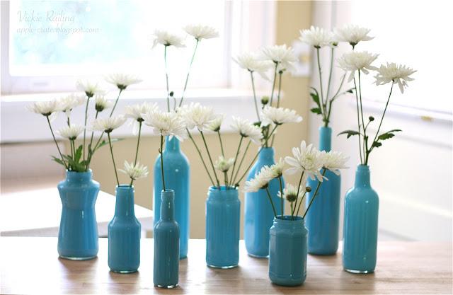 33 Bottle Vases