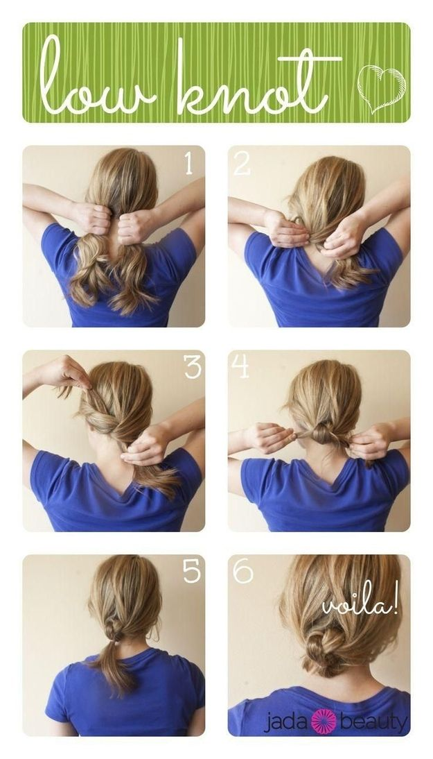35 Quick And Easy Hairstyle For Busy Women