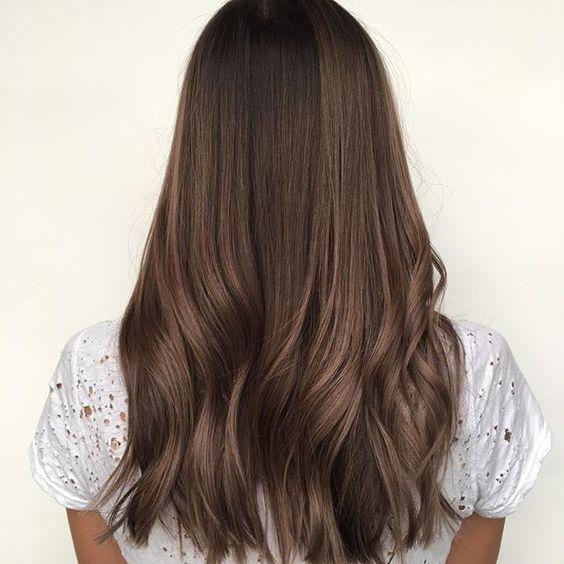 36 Fashionable Balayage Hair Color Ideas For Brunettes